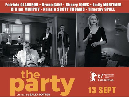 The Party, 67e edition Berlinale