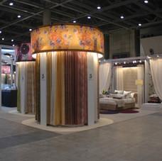 JAPANTEX2011川島織物セルコンブース