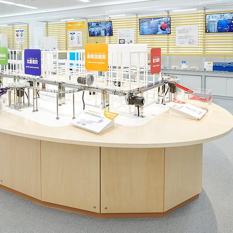 パナソニックエコテクノロジー関東 工場見学展示施設