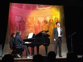 Concert in Porano