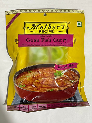 Mothers - Goan Fish Curry 80g