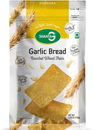 Shanta Garlic Bread 150g