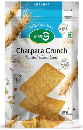 Shanta Chatpata Crunch 150g