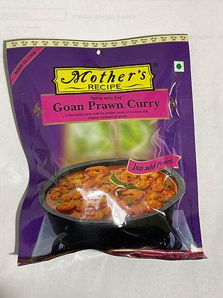 Mothers Goan Prawn curry 80g