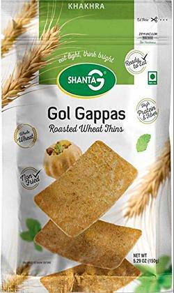 Shanta Gol Gappas 150g