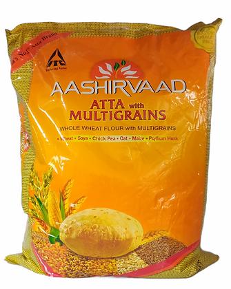 Aashirvaad Multigrains Atta 5kg
