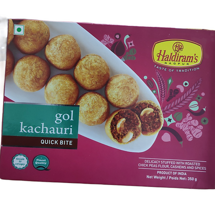 Haldiram's Gol Kachauri 350g