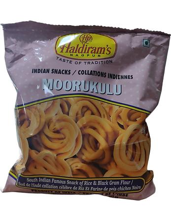 Haldiram's Moorukulu 150g