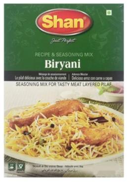 Shan - Biryani mix 50g