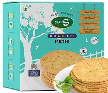 Shanta Bhakhri Methi 200g