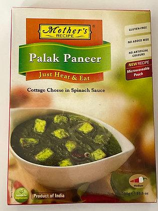 Mothers - Palak Paneer 300g
