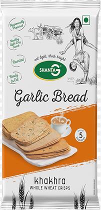 Shanta Garlic Bread 35g