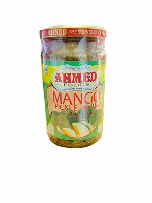 Ahmed Mango pickle in oil 330 gm