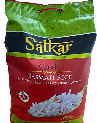 Satkar - Extra Long Basmati Rice 5Kg