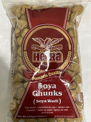 Heera Soya Chunks 250g