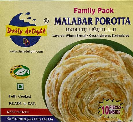 Malabar Family Porotta