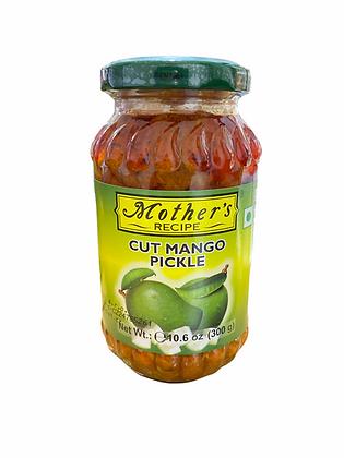 Mother's cut mango pickle 300gm