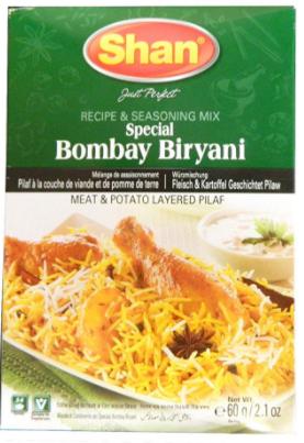 Shan - Bombay Briyani 60g