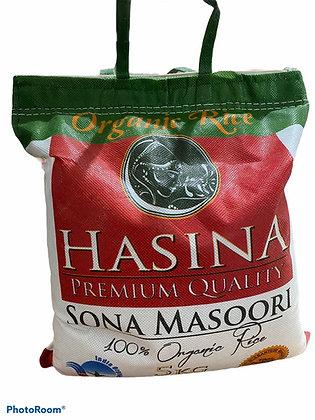 Hasina - Premium Sona Masoori 5Kg