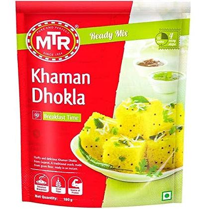 MTR Khaman Dhokla Mix 200g