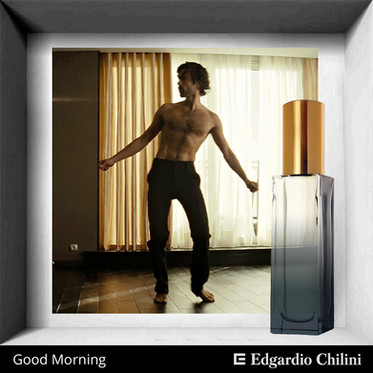 Niche fragrance Good Morning, Edgardio Chilini
