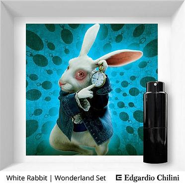 Niche fragrance White Rabbit Wonderland Set Edgardio Chilini