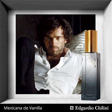 Fragranza di nicchia Mexican Vanilla Edgardio Chilini