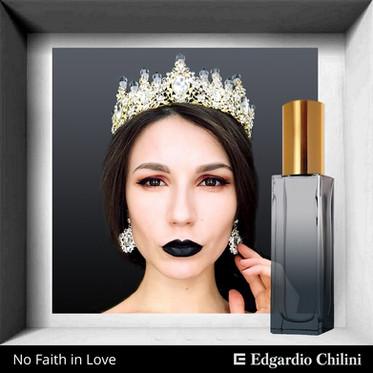 Niche fragrance No Faith In Love, Edgardio Chilini
