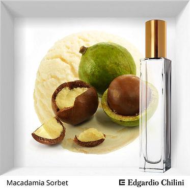 Niche fragrance Macadamia Sorbet | Edgardio Chilini