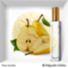Profumo di nicchia Pear Sorbet | Edgardio Chilini