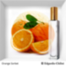 Niche fragrance Orange Sorbet | Edgardio Chilini