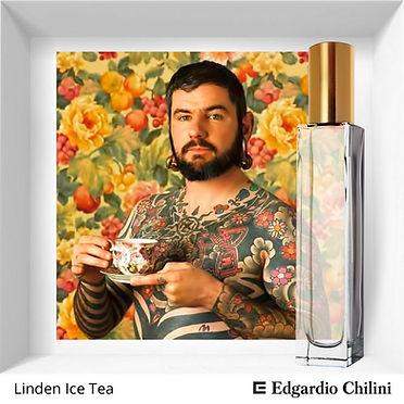 Нишевый аромат Linden Ice Tea | Edgario Chilini