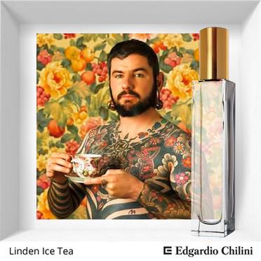 Profumo di nicchia Linden Ice Tea | Edgario Chilini