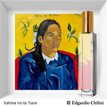 Niche fragrance Vahine no te Tiare | Edgardio Chilini