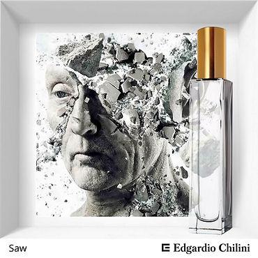 Niche fragrance Saw | Edardio Chilini