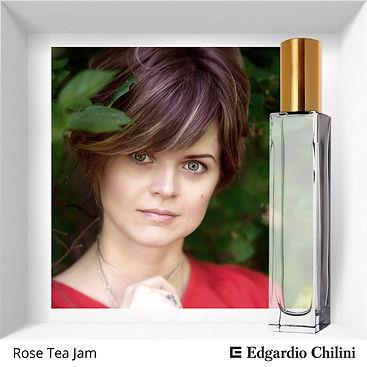 Нишевый аромат Rose Tea Jam | Edgardio Chilini