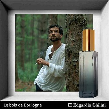 Нишевый аромат Le Bois de Boulogne, Edgardio Chilini