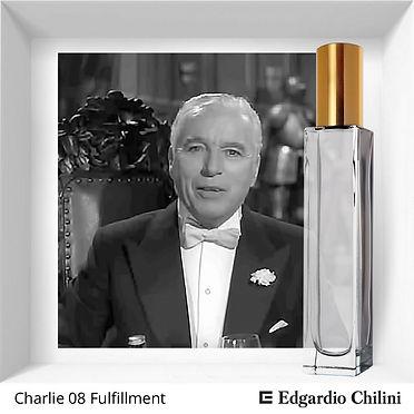 Niche fragrance Charlie 08 Fulfillment