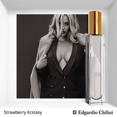 Profumo di nicchia Strawberry Ecstasy | Edgardio Chilini