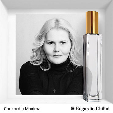 Niche fragrance Concordia Maxima | Edgardio Chilini