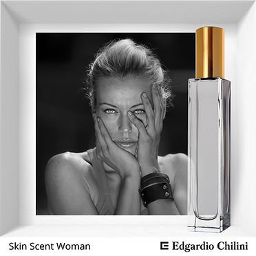 Нишевый аромат Skin Scent Woman Edgardio Chilini