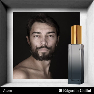 Niche fragrance Atom, Edgardio Chilini