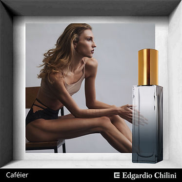Niche fragrance Caféier, Edgardio Chilini