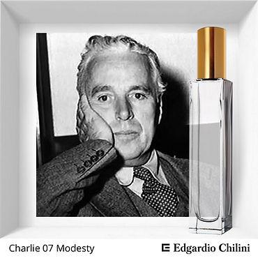 Нишевый аромат Charlie 07 Modesty