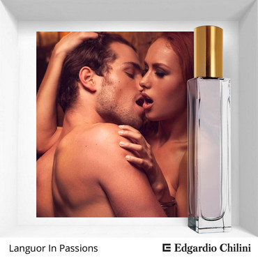 Niche fragrance Languor In Passions | Edgardio Chilini