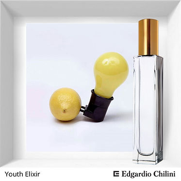 Profumo di nicchia Youth Elixir Edgardio Chilini