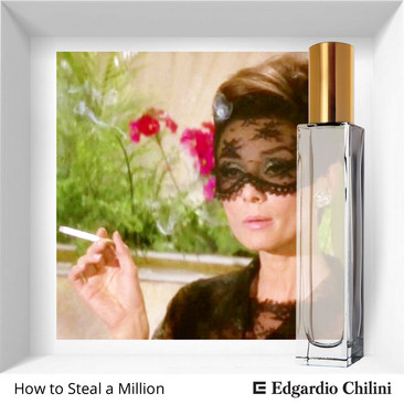 Нишевый аромат How To Steal A Million | Edgardio Chilini
