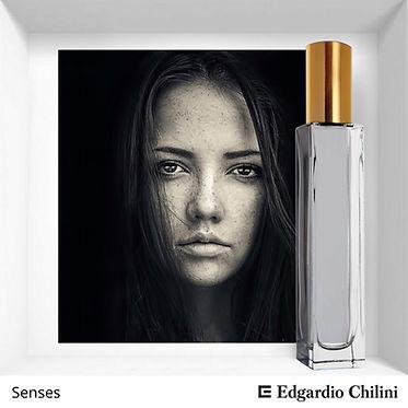 Нишевый аромат Senses | Edgardio Chilini