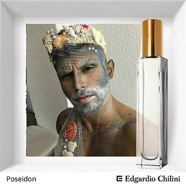 Niche fragrance Poseidon | Edgadio Chilini