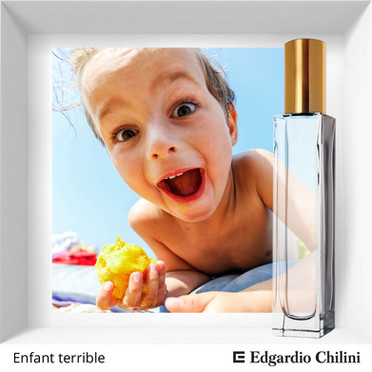 Niche fragrance Enfant terrible | Edgardio Chilini